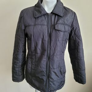 Kenneth Cole Reaction Black Jacket Small Womens